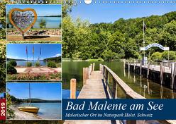 Bad Malente am See (Wandkalender 2019 DIN A3 quer) von Dreegmeyer,  Andrea
