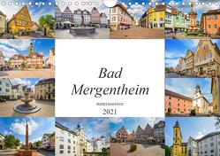 Bad Mergentheim Impressionen (Wandkalender 2021 DIN A4 quer) von Meutzner,  Dirk