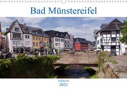 Bad Münstereifel – Eifeljuwel (Wandkalender 2021 DIN A3 quer) von boeTtchEr,  U