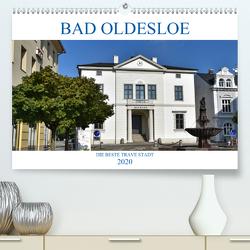 Bad Oldesloe 2020 (Premium, hochwertiger DIN A2 Wandkalender 2020, Kunstdruck in Hochglanz) von Rein,  Markus