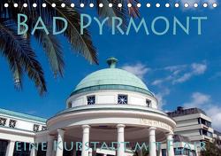Bad Pyrmont – eine Kurstadt mit Flair (Tischkalender 2021 DIN A5 quer) von happyroger