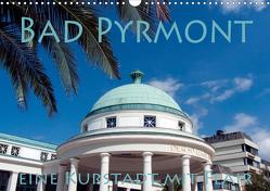 Bad Pyrmont – eine Kurstadt mit Flair (Wandkalender 2021 DIN A3 quer) von happyroger