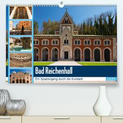 Bad Reichenhall (Premium, hochwertiger DIN A2 Wandkalender 2020, Kunstdruck in Hochglanz) von by Sylvia Seibl,  CrystalLights