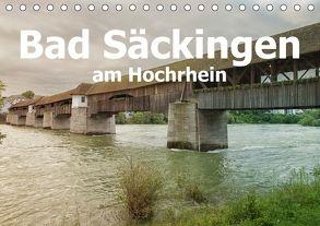 Bad Säckingen am Hochrhein (Tischkalender 2018 DIN A5 quer) von Brunner-Klaus,  Liselotte