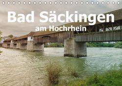 Bad Säckingen am Hochrhein (Tischkalender 2019 DIN A5 quer) von Brunner-Klaus,  Liselotte