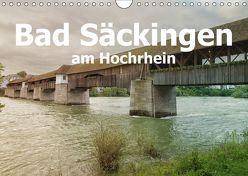 Bad Säckingen am Hochrhein (Wandkalender 2018 DIN A4 quer) von Brunner-Klaus,  Liselotte