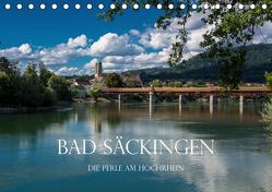 Bad Säckingen – Die Perle am Hochrhein (Tischkalender 2019 DIN A5 quer) von und Philipp Kellmann,  Stefanie