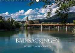 Bad Säckingen – Die Perle am Hochrhein (Wandkalender 2019 DIN A3 quer) von und Philipp Kellmann,  Stefanie