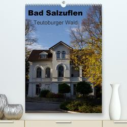 Bad Salzuflen – Teutoburger Wald (Premium, hochwertiger DIN A2 Wandkalender 2021, Kunstdruck in Hochglanz) von Peitz,  Martin
