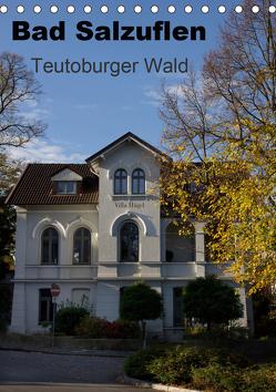 Bad Salzuflen – Teutoburger Wald (Tischkalender 2020 DIN A5 hoch) von Peitz,  Martin