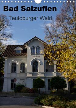Bad Salzuflen – Teutoburger Wald (Wandkalender 2021 DIN A4 hoch) von Peitz,  Martin