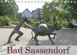 Bad Sassendorf (Tischkalender 2019 DIN A5 quer) von janne