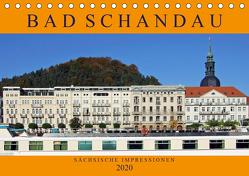 Bad Schandau – Sächsische Impressionen (Tischkalender 2020 DIN A5 quer) von Felix,  Holger
