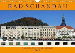 Bad Schandau – Sächsische Impressionen (Wandkalender 2019 DIN A4 quer) von Felix,  Holger