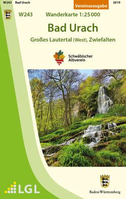 Bad Urach – Großes Lautertal (West), Zwiefalten
