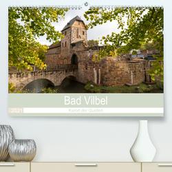 Bad Vilbel – Kurort der Quellen (Premium, hochwertiger DIN A2 Wandkalender 2020, Kunstdruck in Hochglanz) von Schonnop,  Juergen