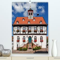 Bad Vilbel vom Frankfurter Taxifahrer (Premium, hochwertiger DIN A2 Wandkalender 2021, Kunstdruck in Hochglanz) von Bodenstaff,  Petrus
