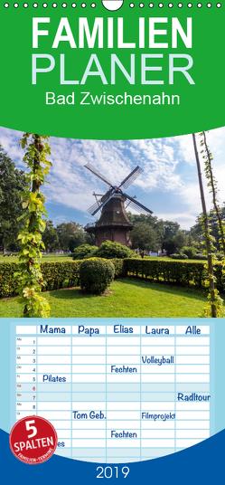 Bad Zwischenahn, Parkspaziergang und Seerundfahrt – Familienplaner hoch (Wandkalender 2019 , 21 cm x 45 cm, hoch) von Dreegmeyer,  Andrea