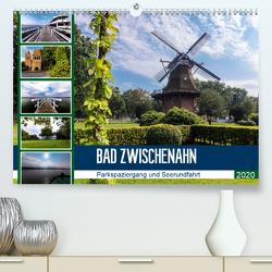 Bad Zwischenahn, Parkspaziergang und Seerundfahrt (Premium, hochwertiger DIN A2 Wandkalender 2020, Kunstdruck in Hochglanz) von Dreegmeyer,  Andrea