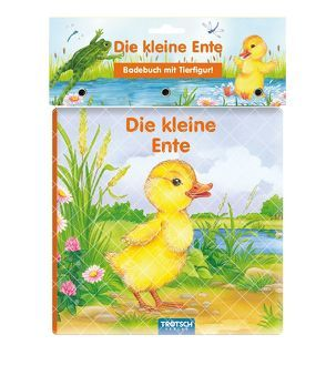 Badebuch Die kleine Ente