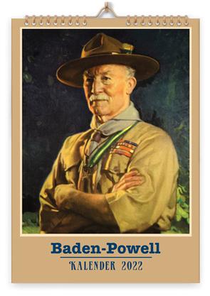 Baden-Powell – Historischer Kalender 2022