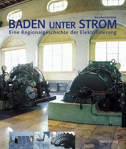 Baden unter Strom von Dold,  Wilfried, Janzing,  Bernward