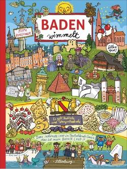 Baden wimmelt von Burlefinger,  Steph