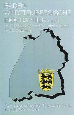 Baden-Württembergische Biographien von Ottnad,  Bernd, Sepaintner,  Fred L