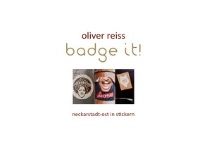 Badge It! von Reiss,  Oliver