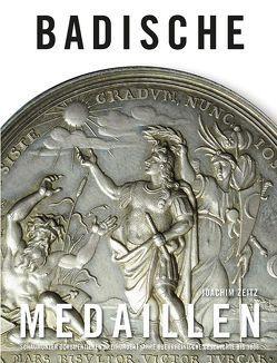 Badische Medaillen von Zeitz,  Joachim
