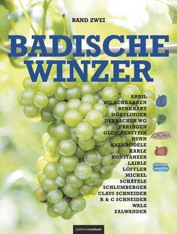 Badische Winzer Band 2 von Hodeige,  Christian, Wissing,  Michael