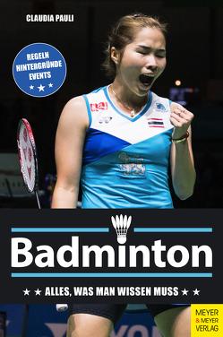 Badminton von Pauli,  Claudia