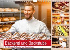 Bäckerei und Backstube 2019. Ein Kalender für Bäcker und Konditorinnen (Wandkalender 2019 DIN A4 quer) von Lehmann (Hrsg.),  Steffani
