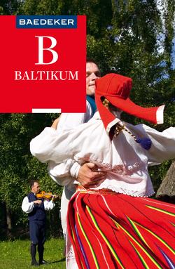Baedeker Reiseführer Baltikum von Nowak,  Christian, Reincke,  Dr. Madeleine