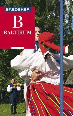 Baedeker Reiseführer Baltikum von Nowak,  Christian