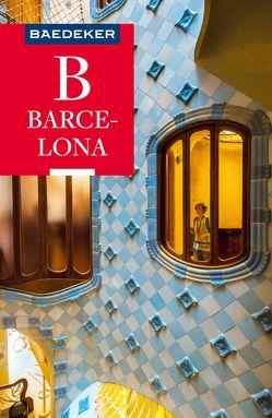 Baedeker Reiseführer Barcelona von Bourmer,  Achim, Rabe,  Cordula, Schmidt,  Lothar