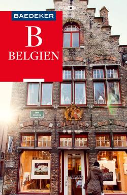 Baedeker Reiseführer Belgien von Bettinger,  Sven Claude