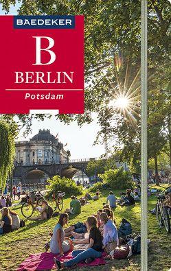 Baedeker Reiseführer Berlin, Potsdam von Buddée,  Gisela, Eisenschmid,  Rainer
