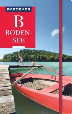 Baedeker Reiseführer Bodensee von Galenschovski,  Carmen