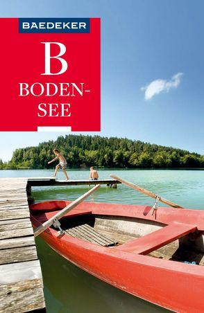 Baedeker Reiseführer Bodensee von Kohl,  Margit