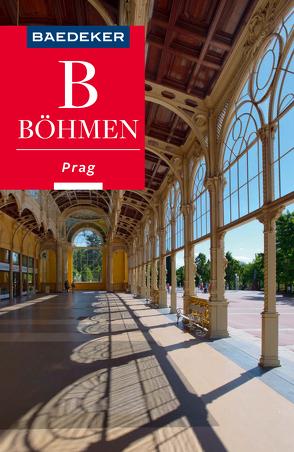 Baedeker Reiseführer Böhmen – Prag von Müssig,  Jochen
