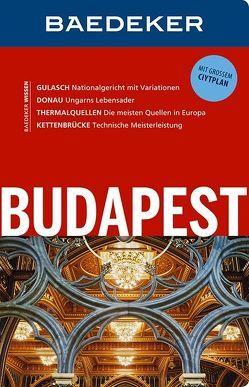Baedeker Reiseführer Budapest von Galenschovski,  Carmen