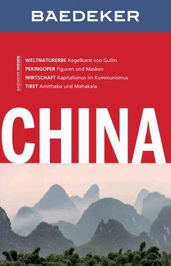 Baedeker Reiseführer China von Schütte,  Dr.,  Hans-Wilm