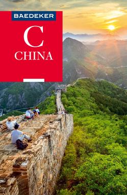 Baedeker Reiseführer China von Krüger,  Justus, Schütte,  Dr.,  Hans-Wilm