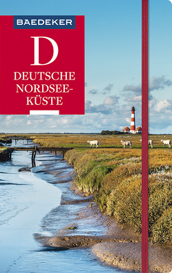 Baedeker Reiseführer Deutsche Nordseeküste von Nosbers,  Hedwig