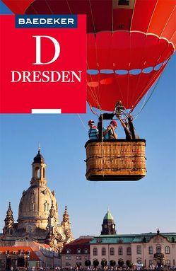 Baedeker Reiseführer Dresden von Münch,  Christoph, Stuhrberg,  Angela