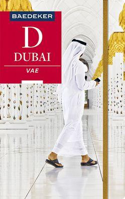 Baedeker Reiseführer Dubai, VAE von Wöbcke,  Manfred