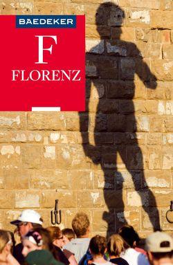 Baedeker Reiseführer Florenz von Dürr,  Bettina