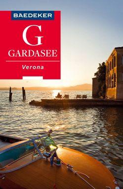 Baedeker Reiseführer Gardasee, Verona von Müssig,  Jochen