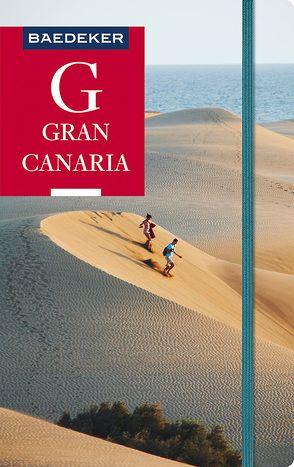 Baedeker Reiseführer Gran Canaria von Borowski,  Birgit